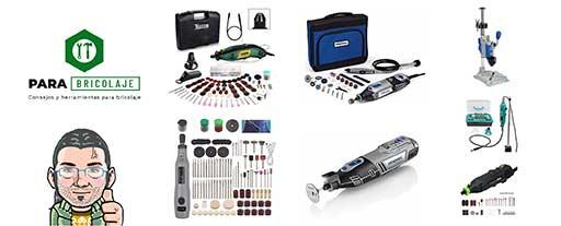 Jevi con Diferentes tipos de Mini Amoladoras para bricolaje512 Tienda online para bricolaje